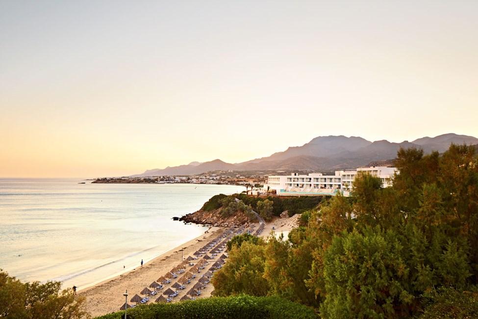Ocean Beach Club, Makrigialos