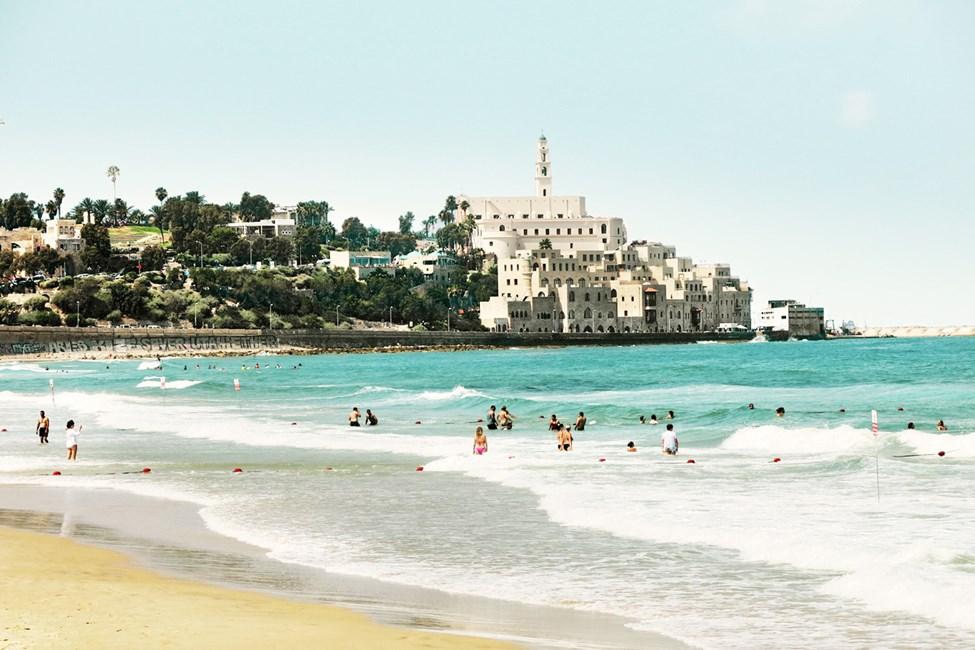 Gamlebyen i Jaffa, Tel Aviv