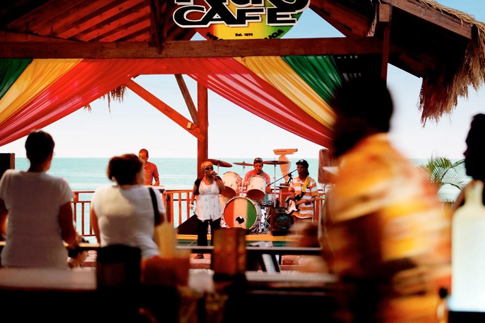 Rick's Cafe i Negril