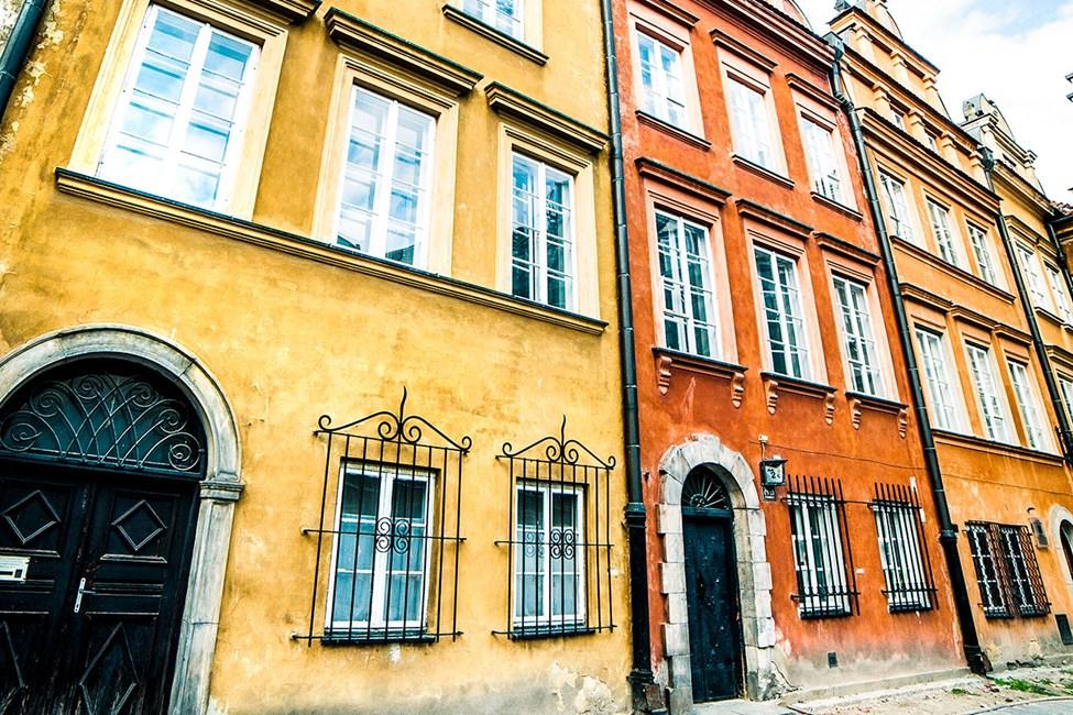 Gamlebyen i Warszawa