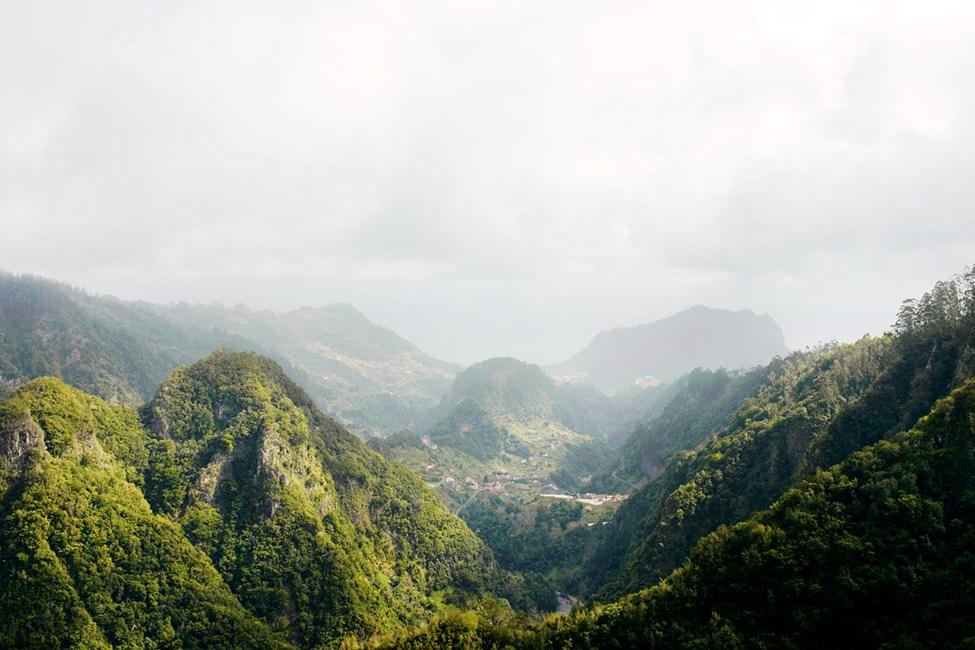 Balcões, Ribeiro Frio, Madeira