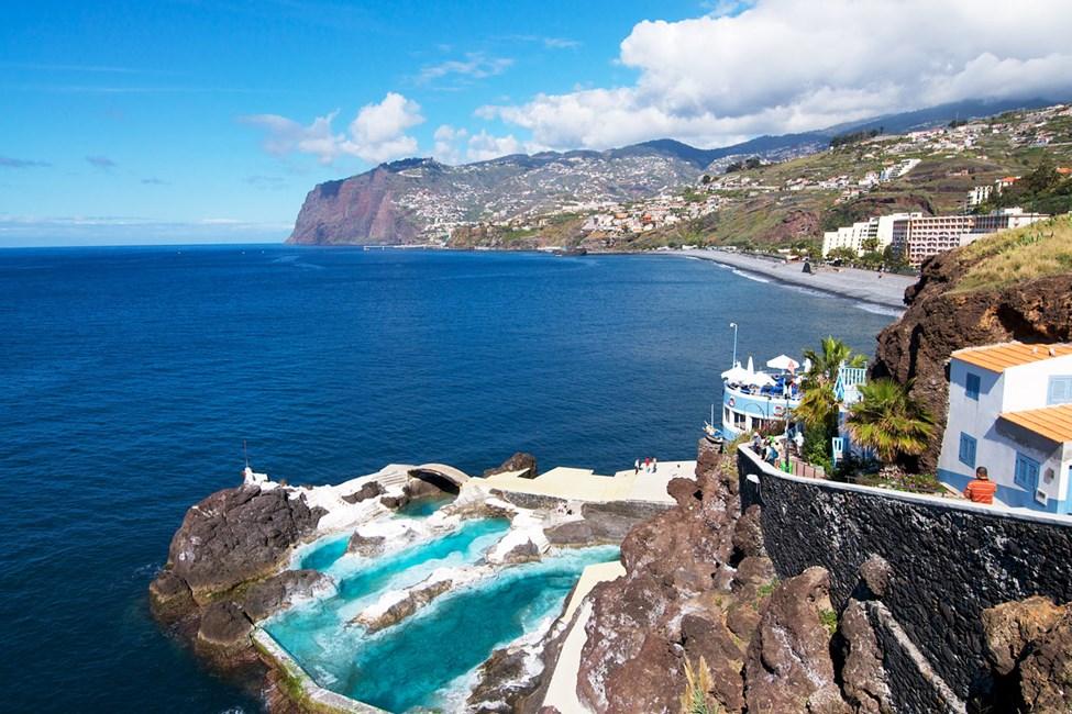Doca do Cavacas, Madeira