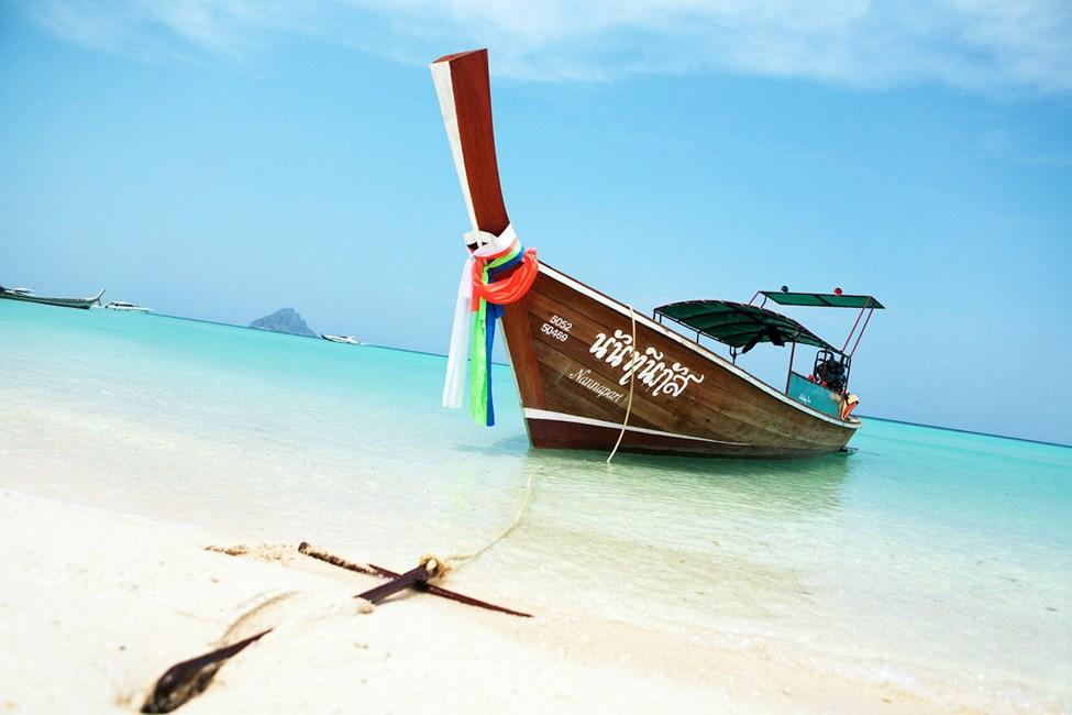 Phi Phi-øyene