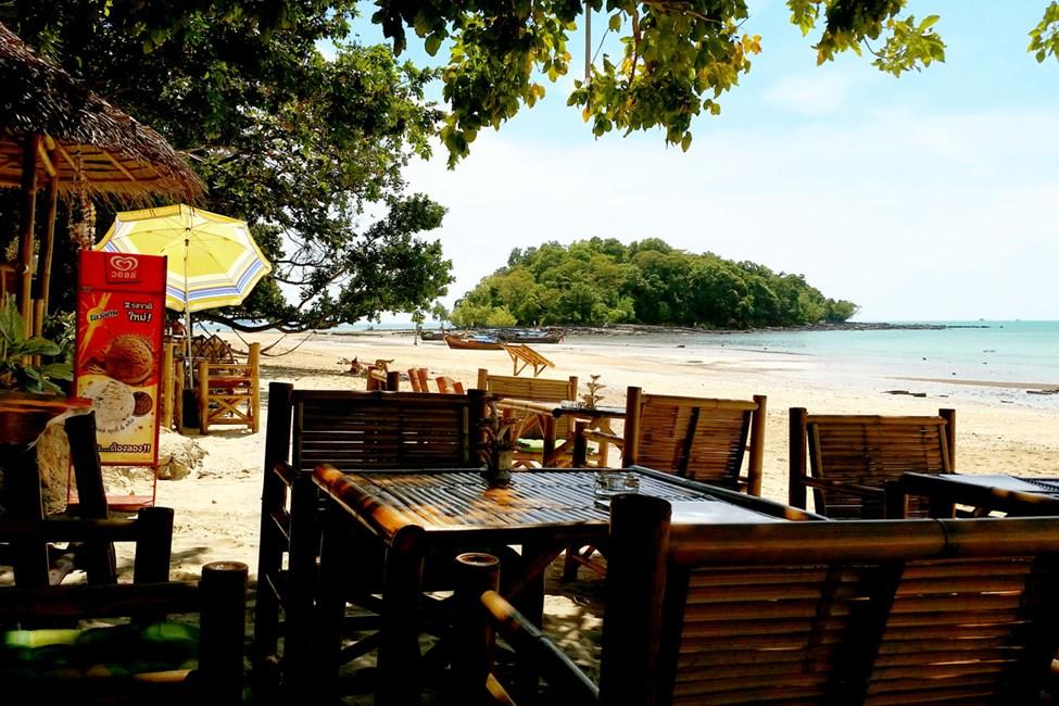 Klong Muang Beach nord for Ao Nang