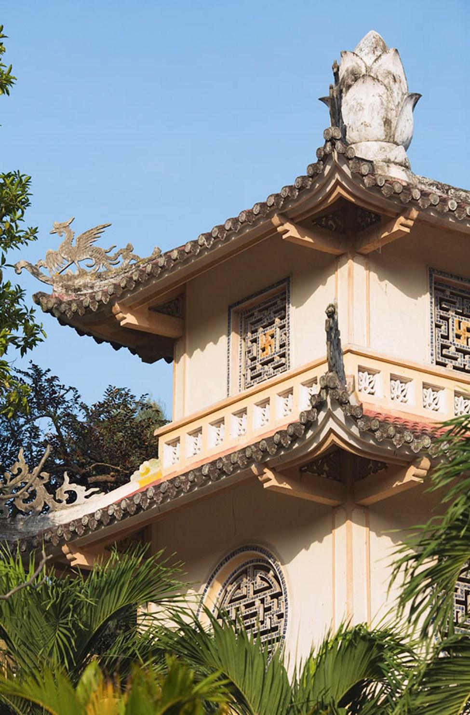 Long Son Pagoda, Nha Trang, Vietnam.