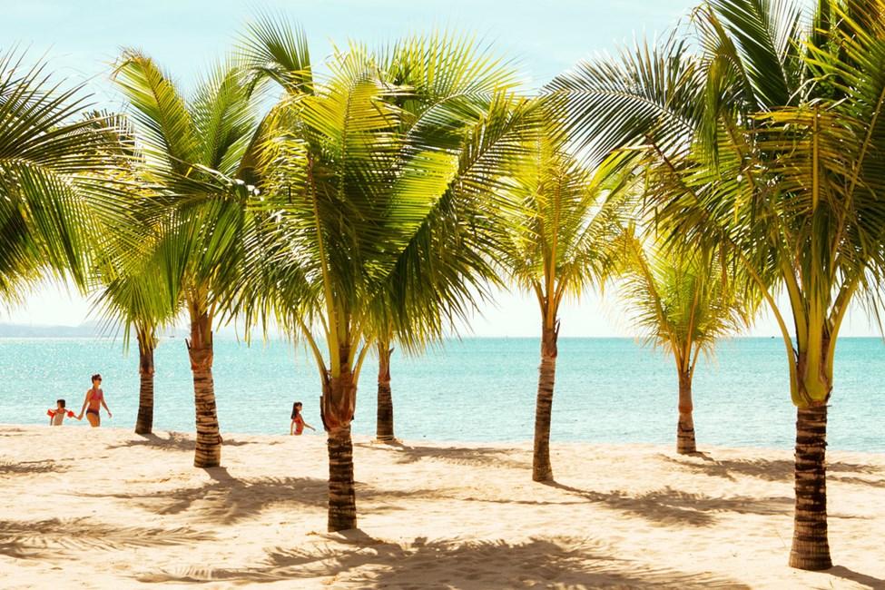 Strand på Chez Carole Resort, Phu Quoc