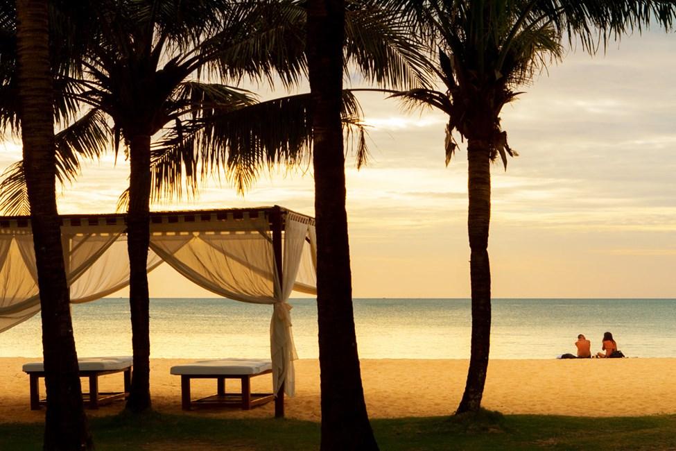 Strand på Eden Resort, Phu Quoc