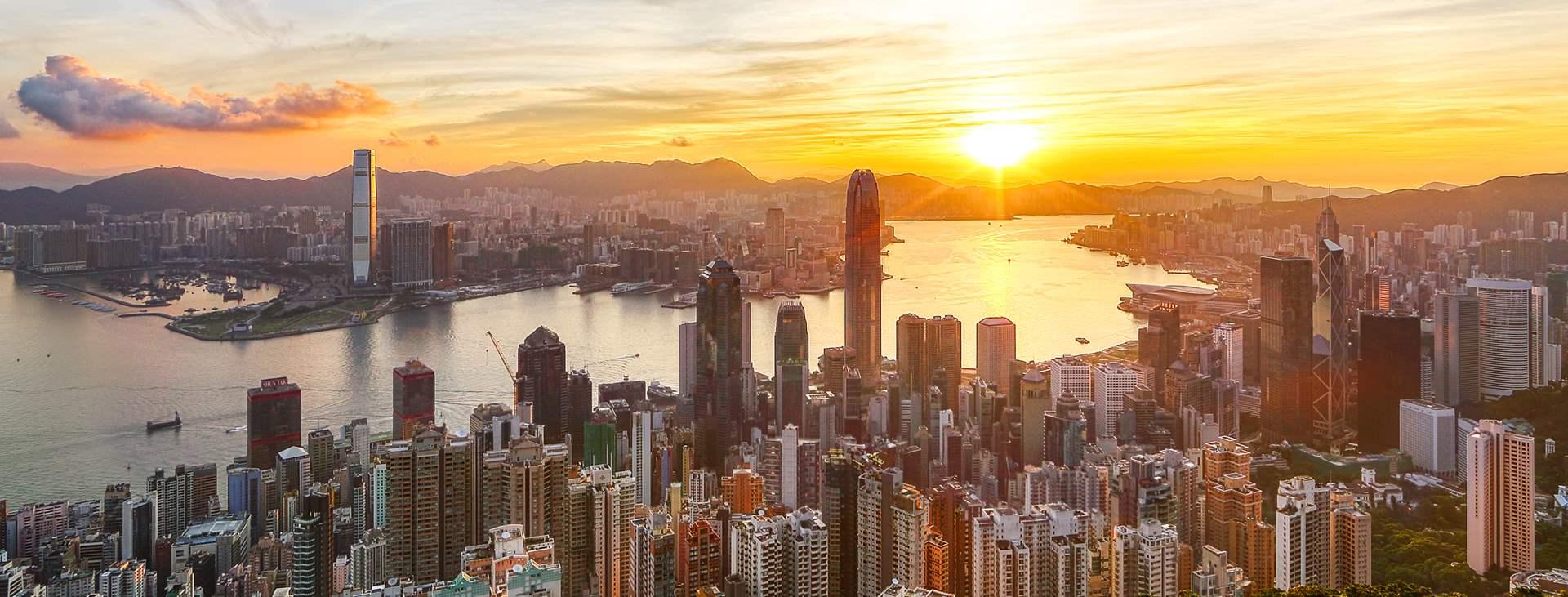 Bestill en reise med fly og hotell til Kina
