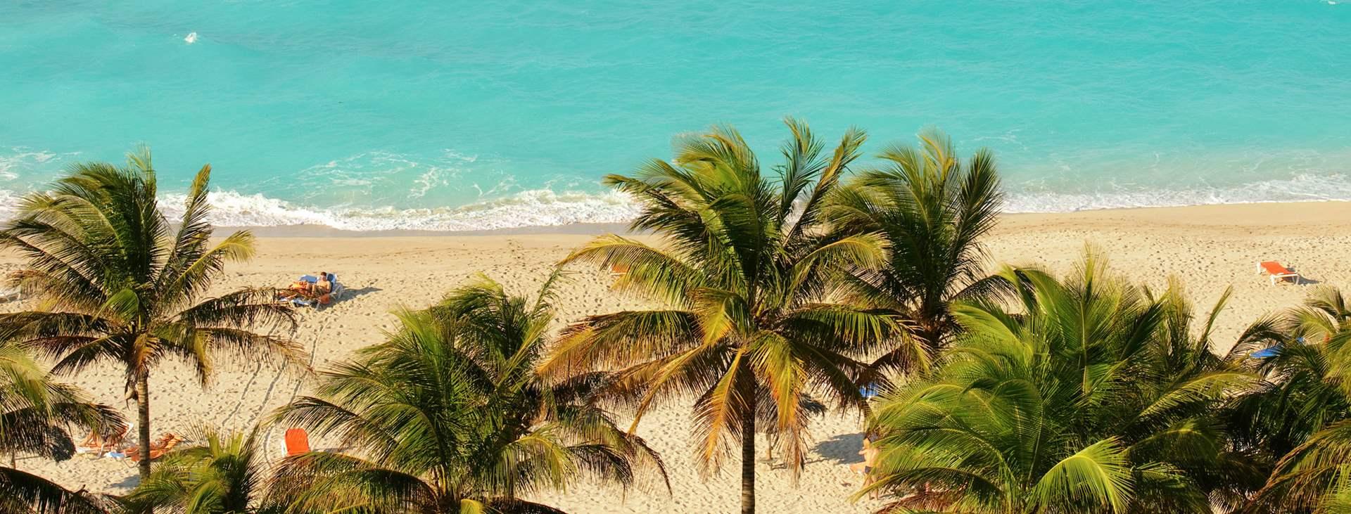 Bestill en reise til Cuba med fly og hotell