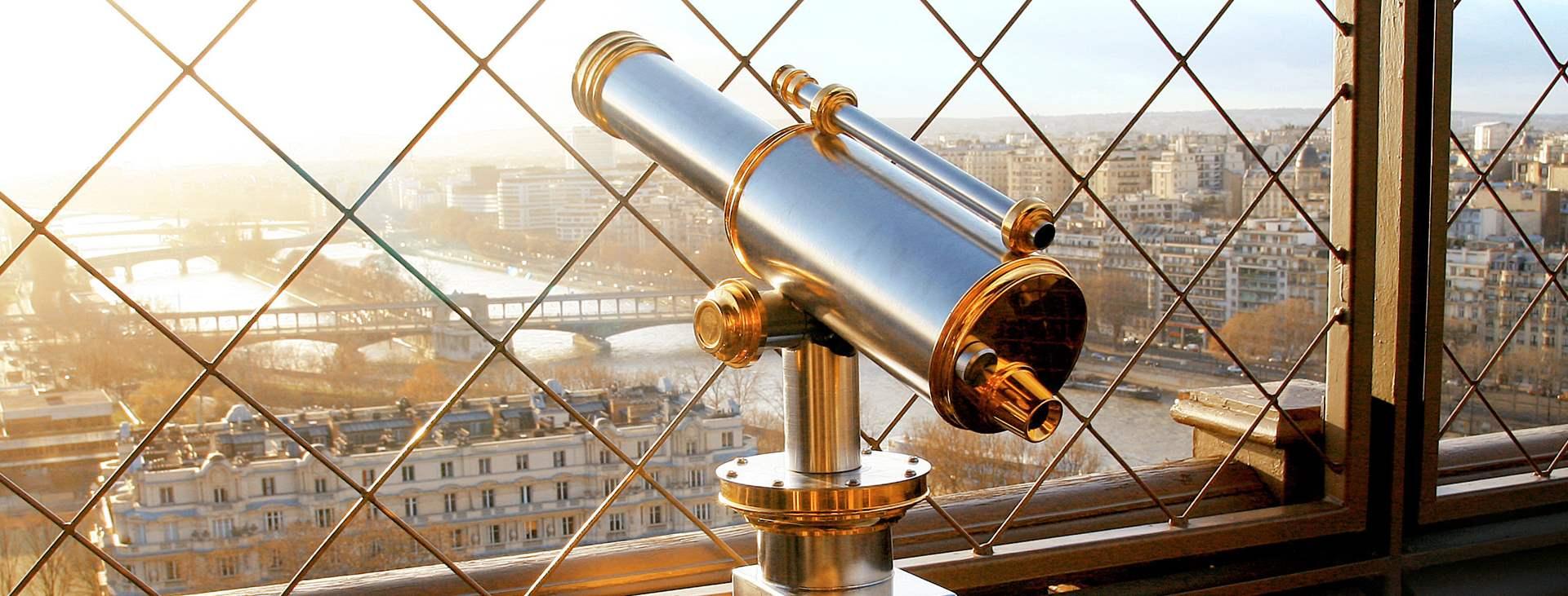 Bestill en helg til Frankrike med fly og hotell