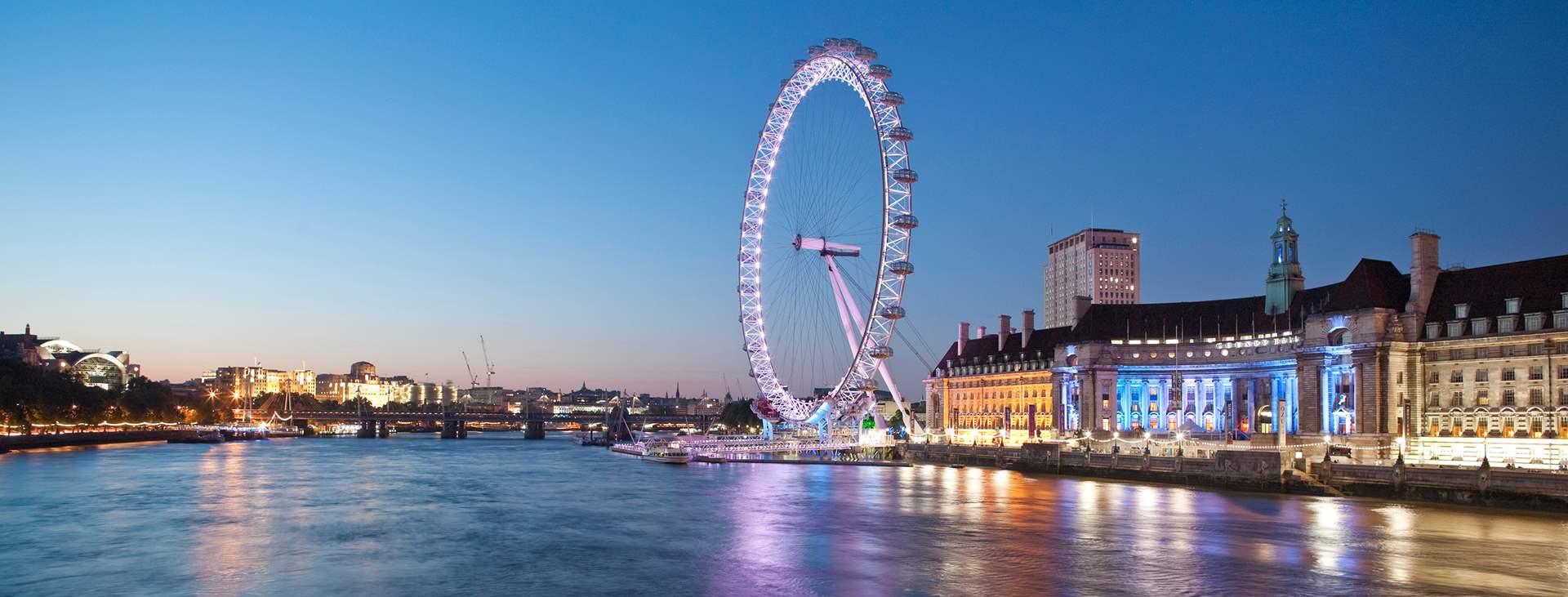 Fotball, Formel 1 eller en hyggelig helg? Bestill en reise til Storbritannia!