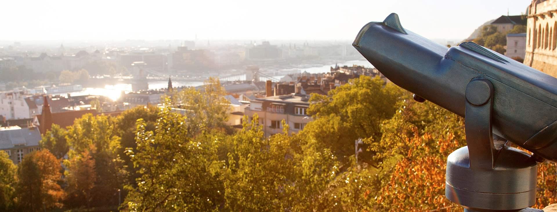 Bestill en helgetur med fly og hotell til Ungarn