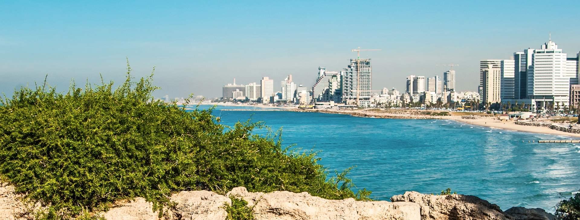 Bestill en reise til Israel med fly og hotell