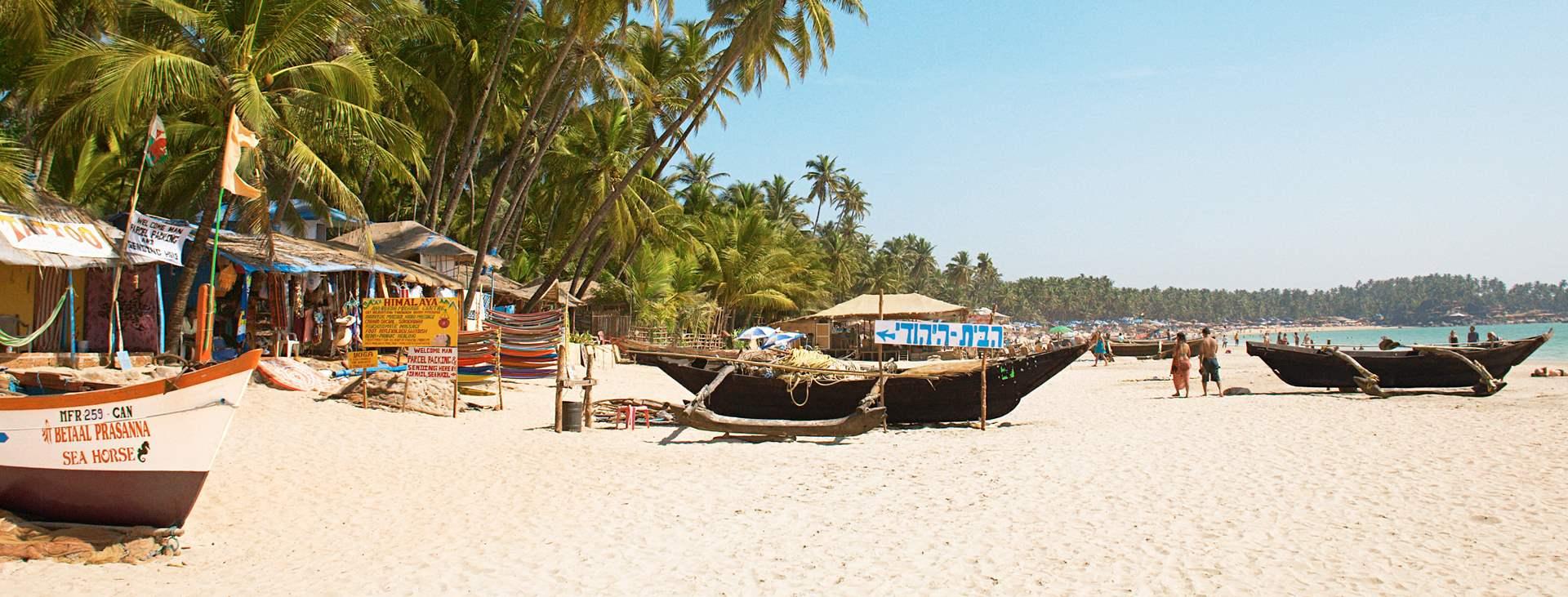 Bestill en reise til solsikre India