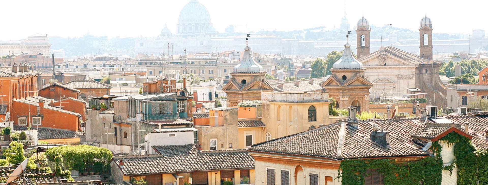 Bestill en helg til Italia med fly og hotell