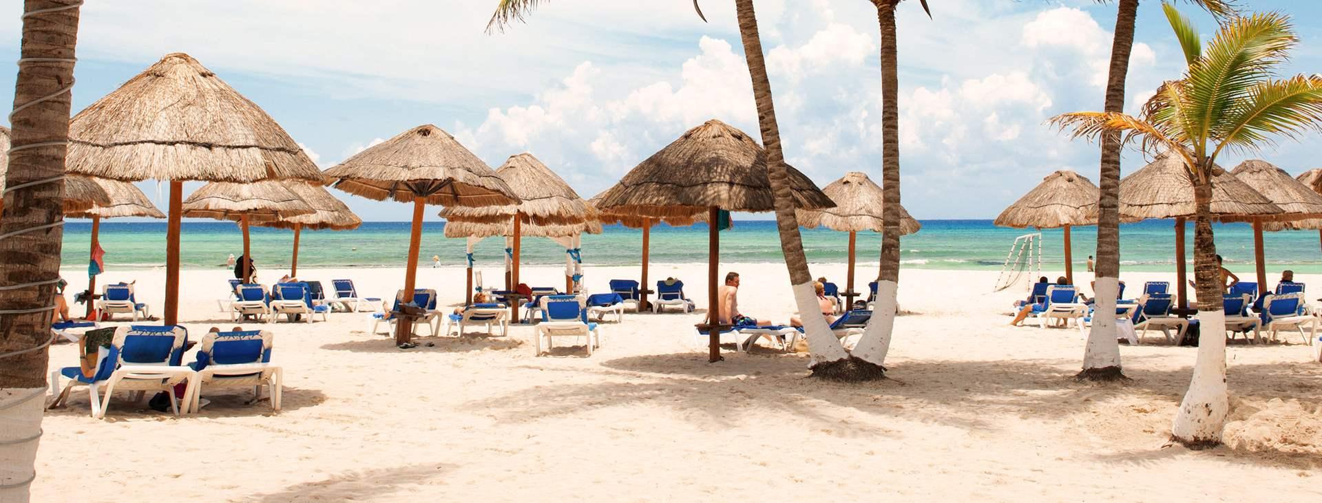 Bestill en reise til Mexico med Ving