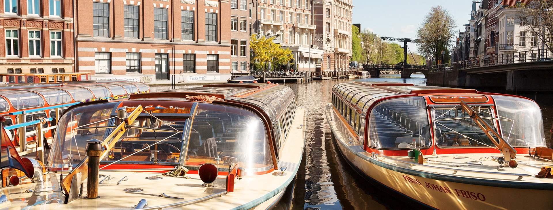 Bestill en helgetur med fly og hotell til Nederland