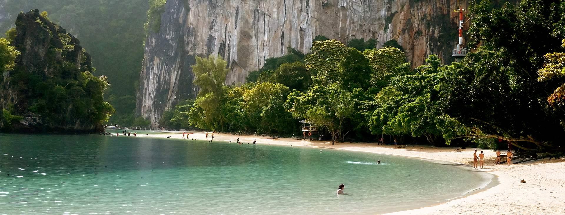 Bestill en reise til solsikre Thailand
