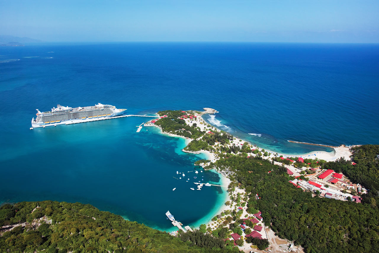7-netters cruise i vestlige Karibia - Labadee