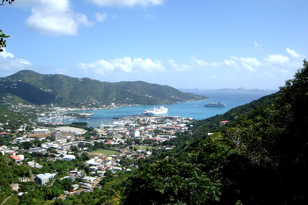 7-netters cruise i østlige Karibia - Tortola, British Virgin Islands
