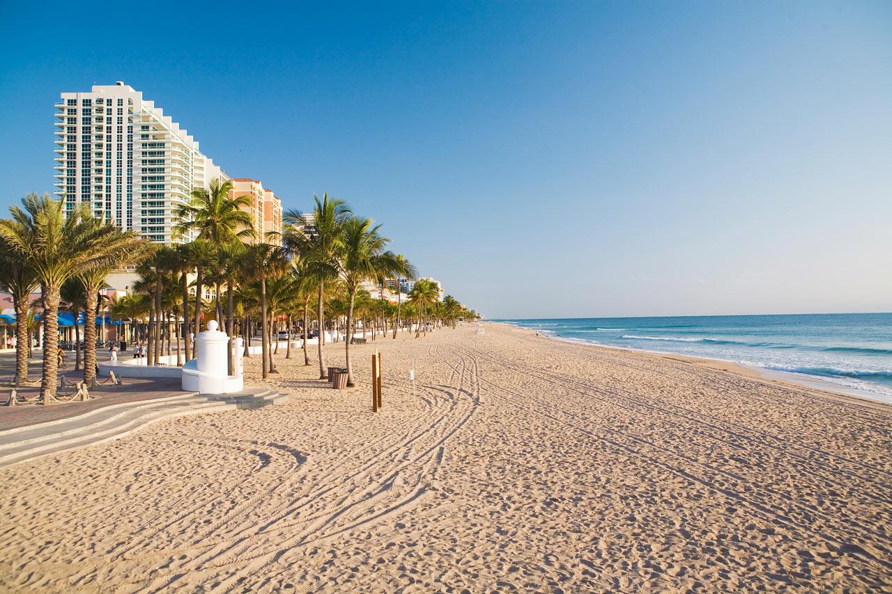 7-netters cruise i østlige Karibia - Fort Lauderdale, Florida