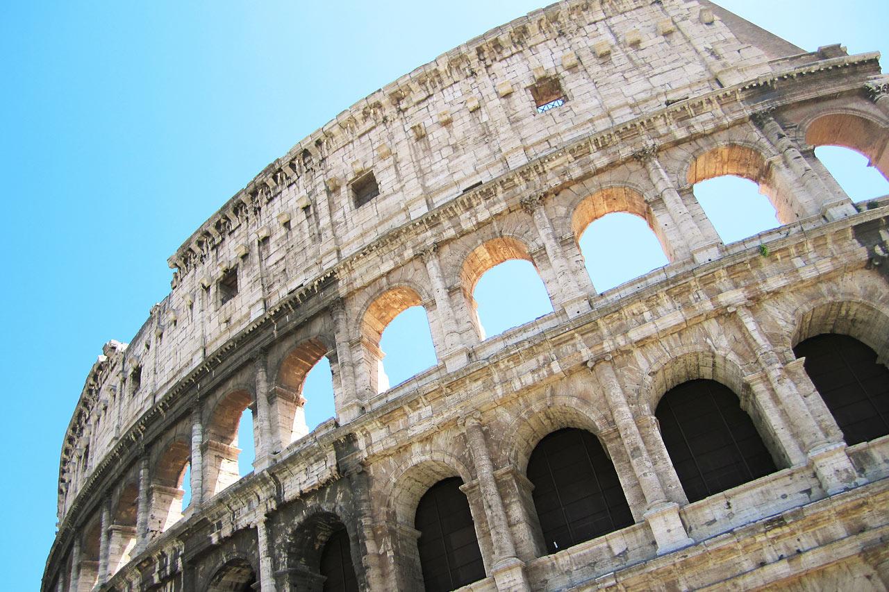 7-netters cruise i vestlige Middelhavet - Roma, Italia