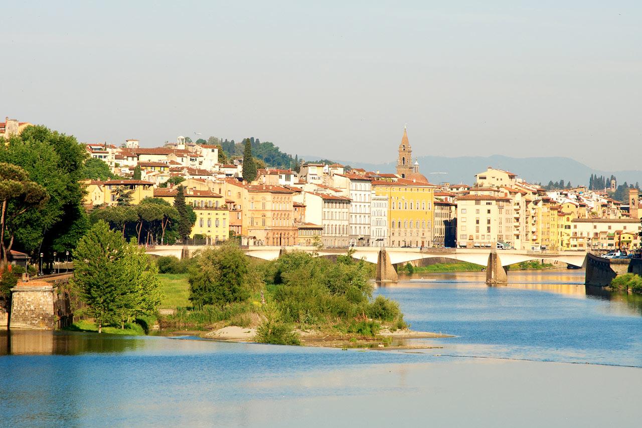 7-netters cruise i vestlige Middelhavet - Firenze, Italia