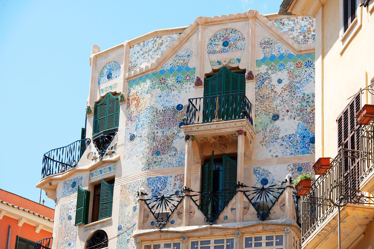 7-netters cruise i vestlige Middelhavet - Palma by, Mallorca