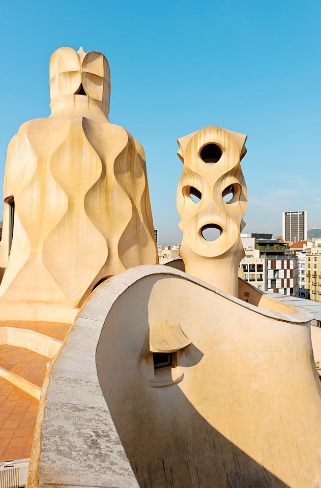 7-netters cruise i vestlige Middelhavet - Barcelona, Spania