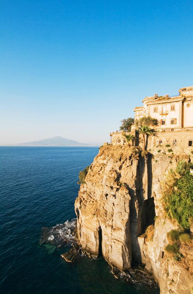 7-netters cruise i vestlige Middelhavet - Sorrento, Italia