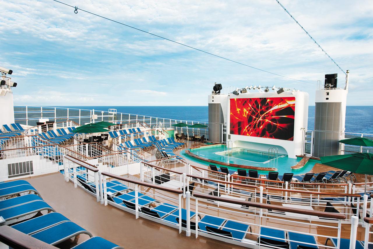 7-netters cruise i vestlige Middelhavet - Norwegian Epic