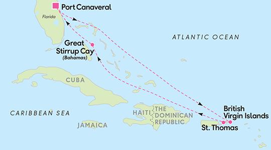 sprute cruise
