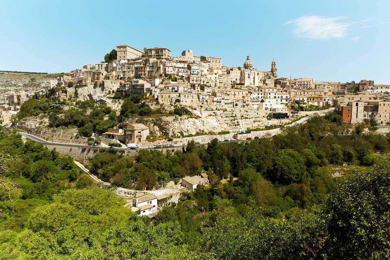 7-netters cruise i Middelhavet - Sicilia, Italia