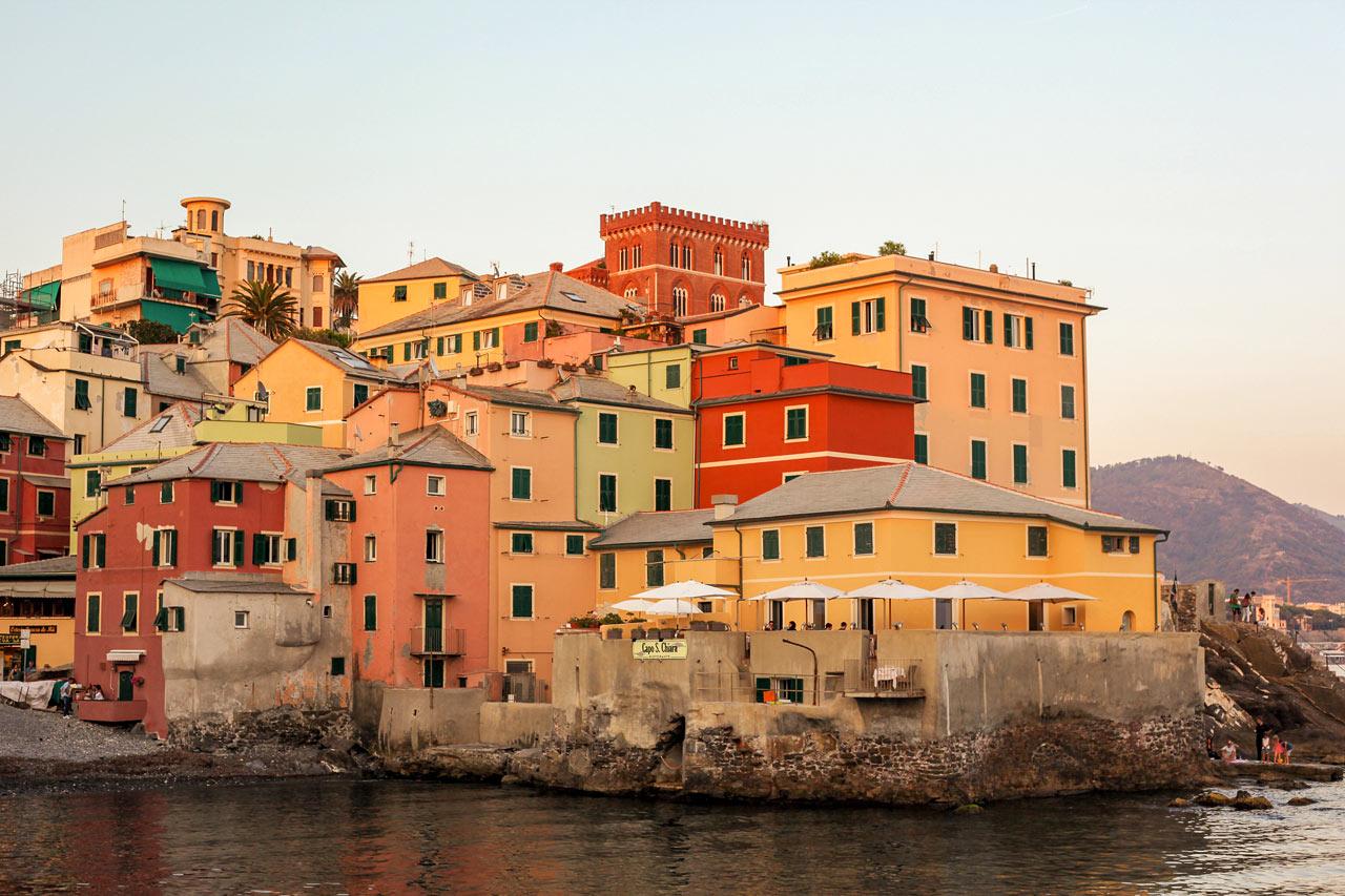 7-netters cruise i Middelhavet - Genova, Italia