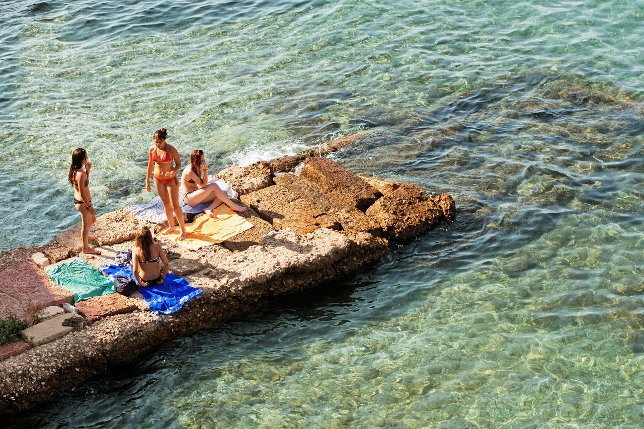 7-netters cruise greske øyer - Korfu, Hellas