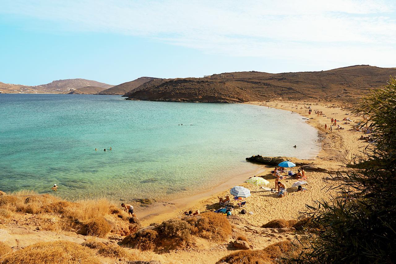 7-netters cruise greske øyer - Mykonos, Hellas