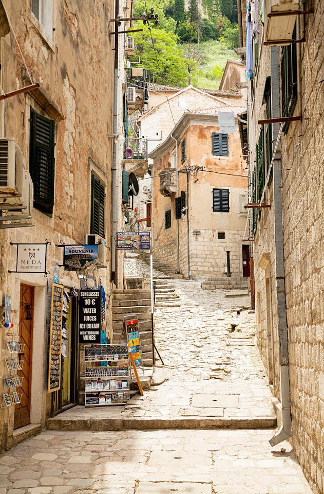 7-netters cruise greske øyer - Kotor, Montenegro