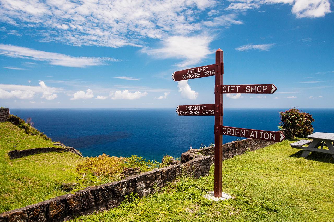 7-netters cruise i østlige Karibia - St. Kitts