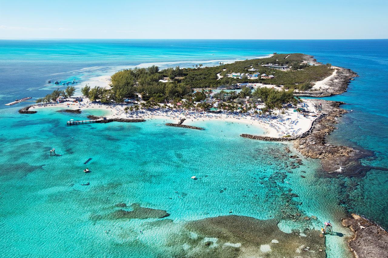 7-netters cruise i østlige Karibia - Bahamas