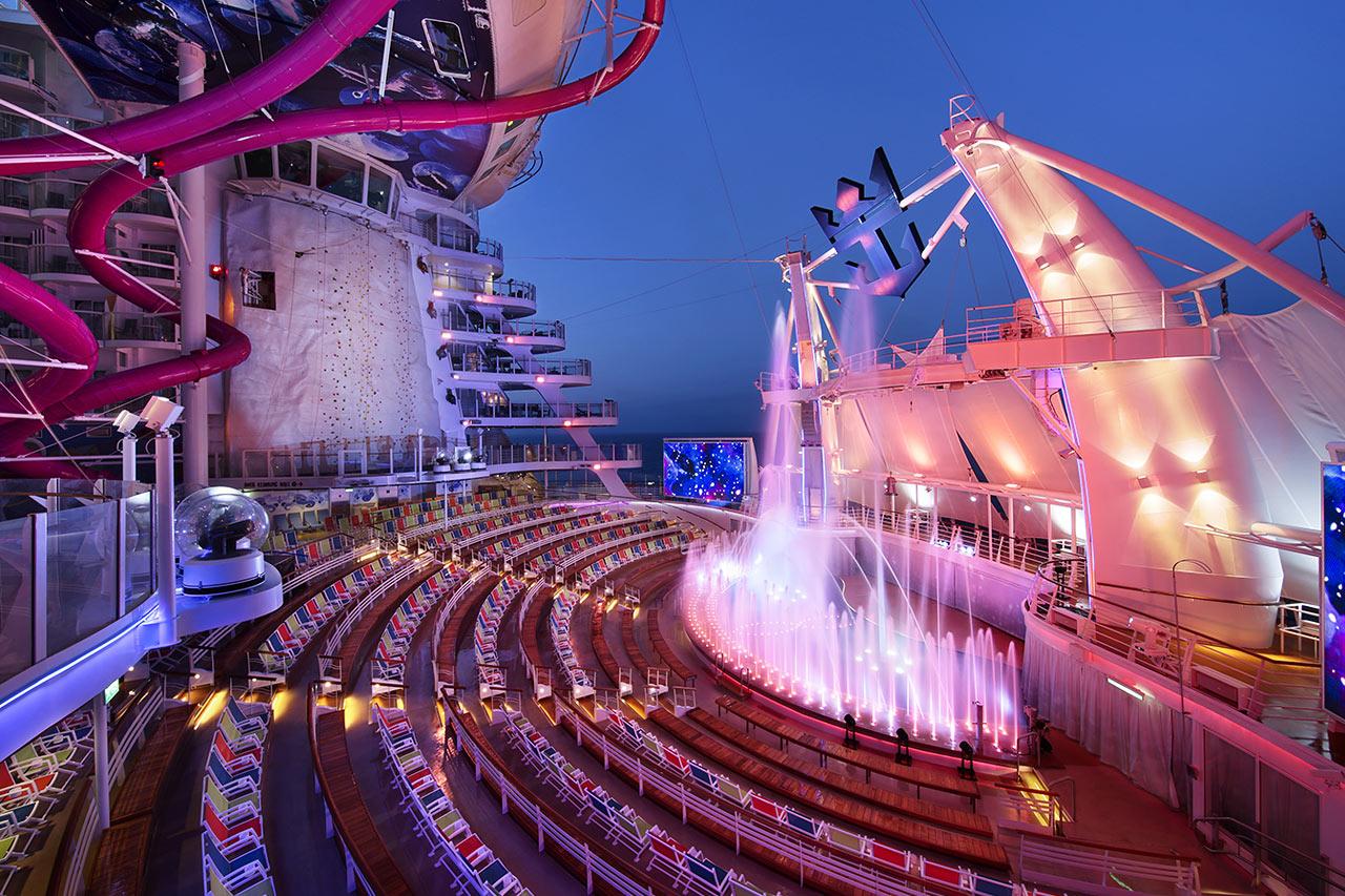 7-netters cruise i østlige Karibia - Symphony of the Seas