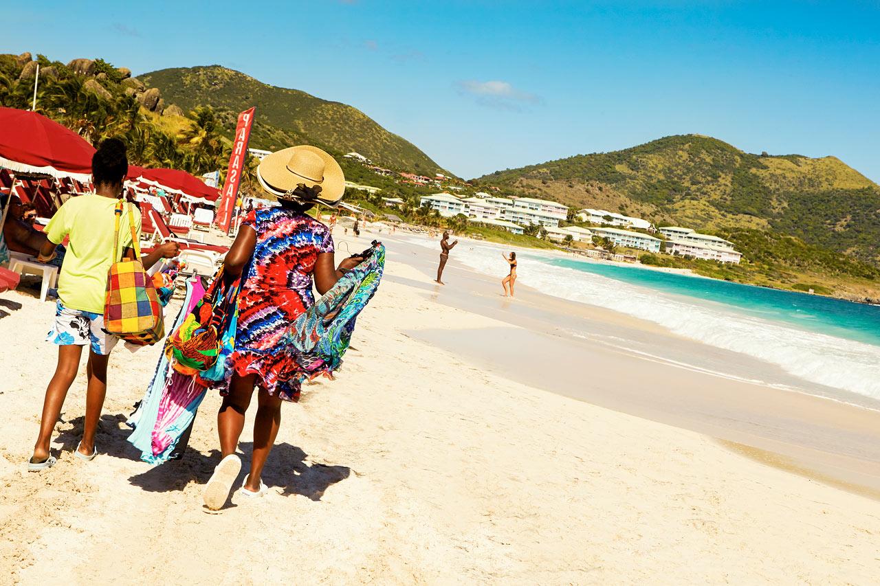 7-netters cruise i østlige Karibia - St Martin/St. Maarten