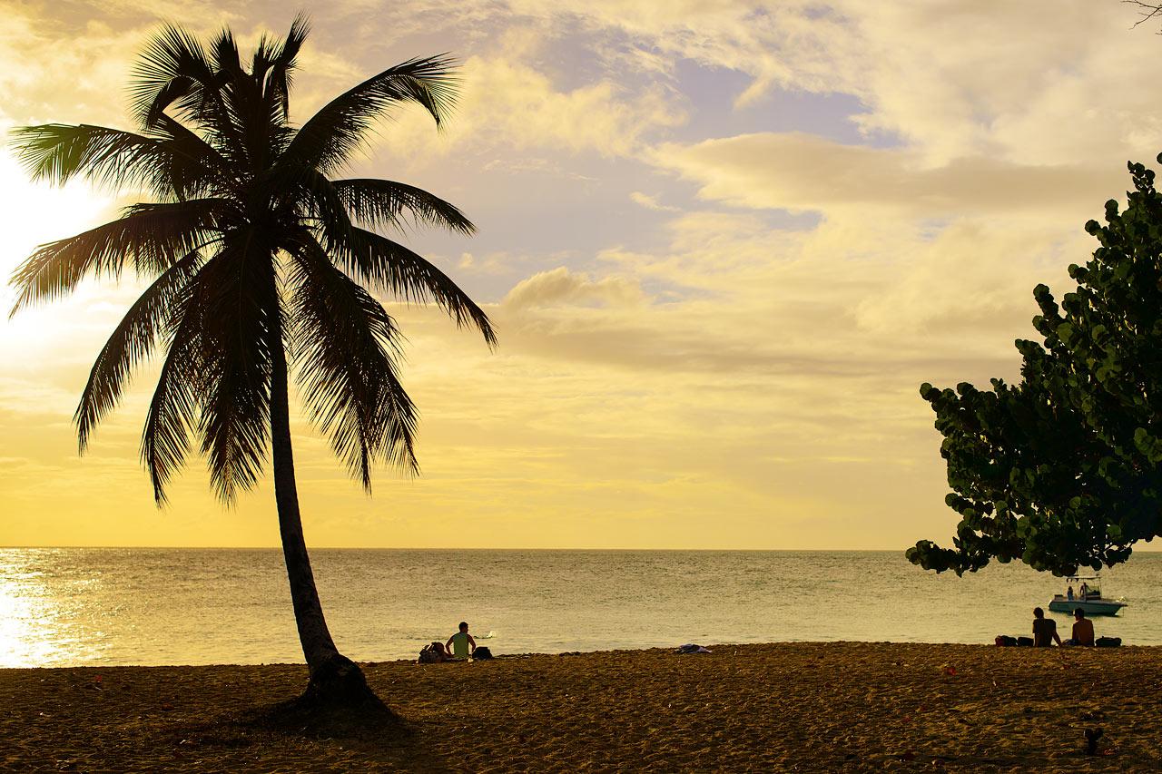 7-netters cruise i østlige Karibia - St. Martin/St. Maarten