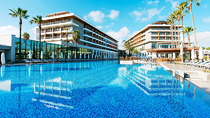All Inclusive på hotell Acanthus & Cennet Barut Collection.