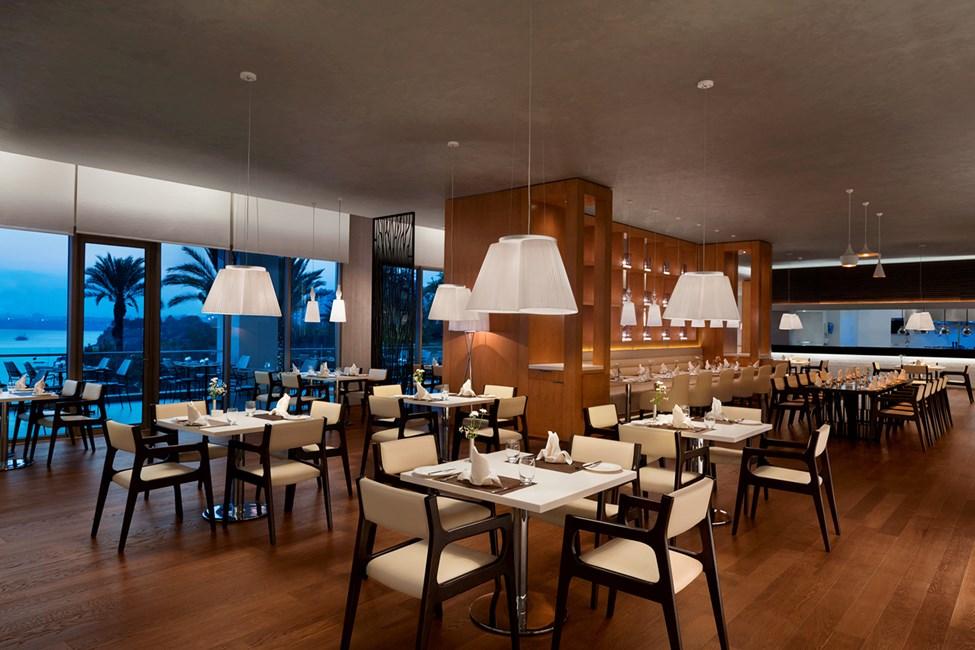 Restaurant på Barut Akra