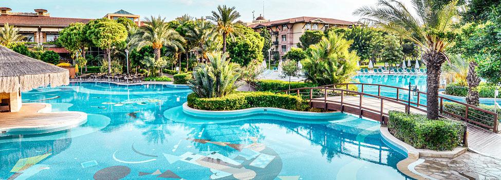 Gloria Golf Resort, Belek, Antalya-området, Tyrkia