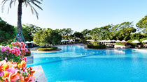 All Inclusive på hotell Gloria Verde Resort.
