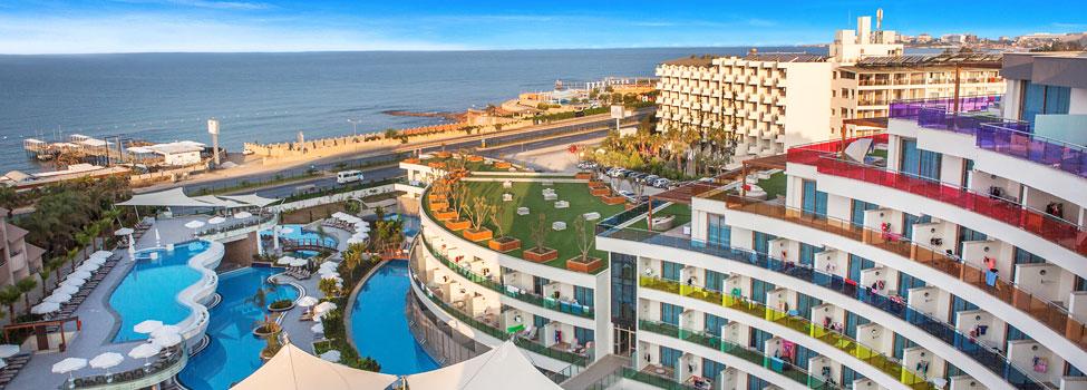 Long Beach Harmony, Alanya, Antalya-området, Tyrkia
