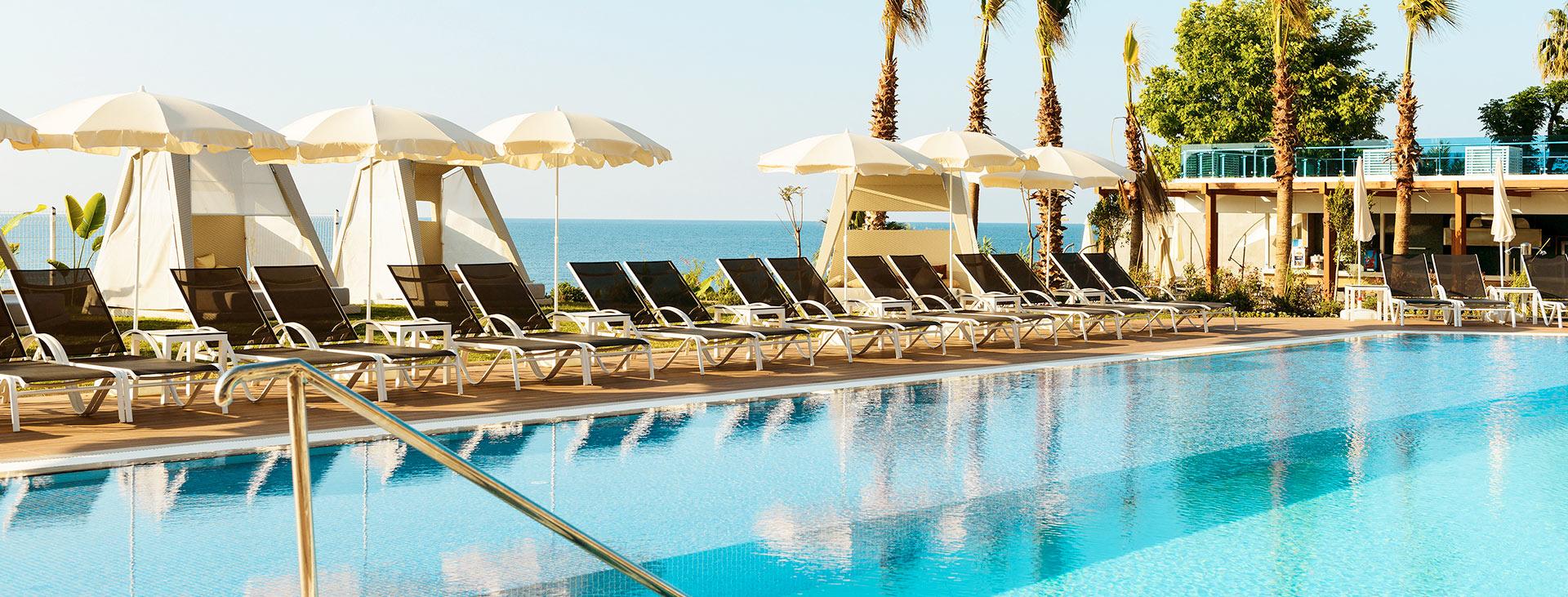 Sunprime Numa Beach, Alanya, Antalya-området, Tyrkia