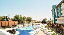 All Inclusive på hotell Seashell Resort & Spa.