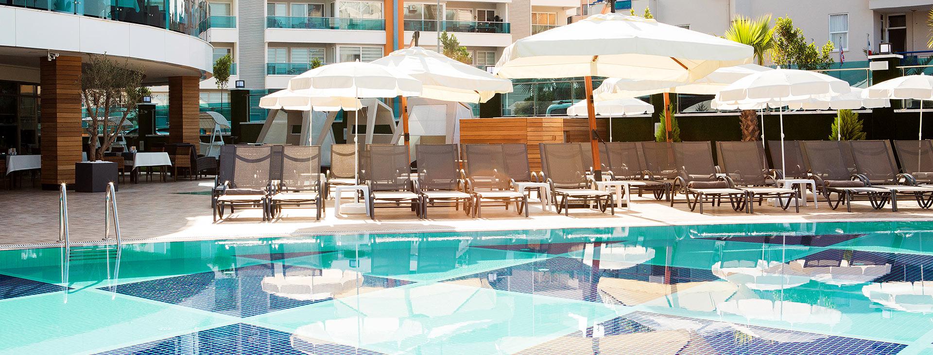 Sunprime C-Lounge, Alanya, Antalya-området, Tyrkia
